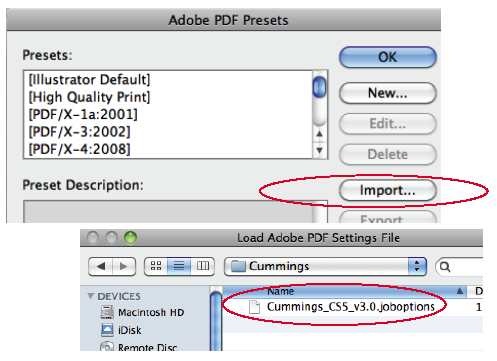 illustrator open pdf as atrboards